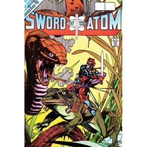 Comic Books  Comic Book    Kane Comic on Sword Of Atom Jpg W 300 H 300