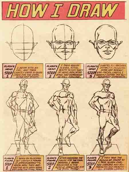 How to Draw Flash